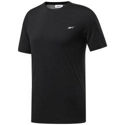 textil Herre T-shirts m. korte ærmer Reebok Sport Wor Comm Tech Tee Sort