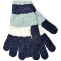 Accessories Dame Handsker Generic  Green/Navy/White