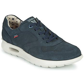 Sko Herre Lave sneakers CallagHan WASSER Blå