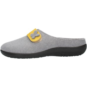 Sko Dame Tøfler Clia Walk FLY6 Grey