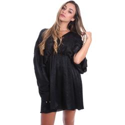textil Dame Korte kjoler Fracomina FR20SMBARBARA Sort