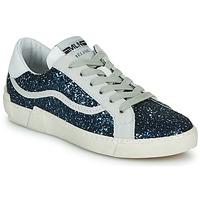 Sko Dame Lave sneakers Meline NKC1395 Marineblå
