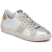 Sko Dame Lave sneakers Meline NK1381 Hvid / Beige