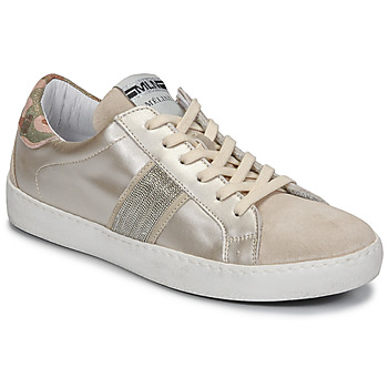 Sko Dame Lave sneakers Meline KUC1414 Champagne
