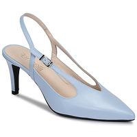 Sko Dame Højhælede sko Fericelli TABET Blå