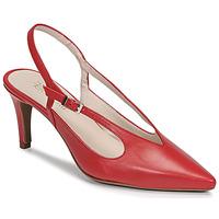 Sko Dame Højhælede sko Fericelli TIBET Rød
