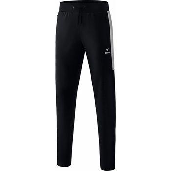 textil Herre Træningsbukser Erima Pantalon  Worker Squad noir/blanc