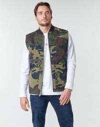 textil Herre Jakker Levi's BIXBITE DEMITASSE Kaki