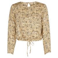 textil Dame Skjorter / Skjortebluser Levi's AMMOLITE SHIFTING SAND Beige