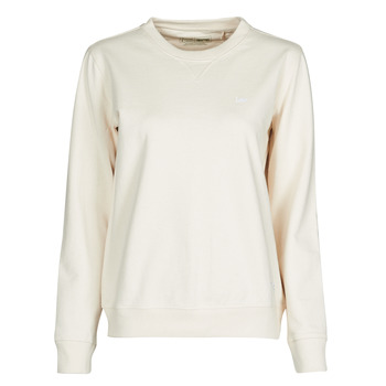 textil Dame Sweatshirts Lee SUSTAINABLE SWS ECRU MELE Hvid