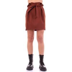 textil Dame Nederdele Denny Rose 021DD70020 Marrone