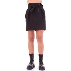 textil Dame Nederdele Denny Rose 021DD70020 Nero