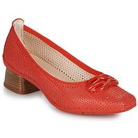 Sko Dame Højhælede sko Hispanitas FIONA Rød