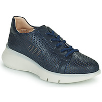 Sko Dame Lave sneakers Hispanitas TELMA Blå