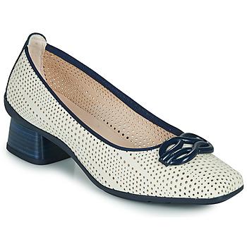 Sko Dame Højhælede sko Hispanitas FIONA Hvid / Blå