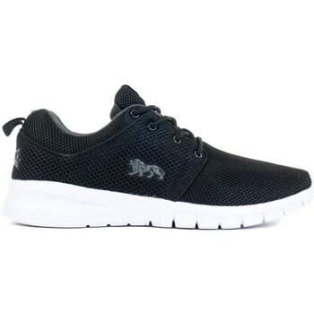 Sko Herre Lave sneakers Lonsdale Sivas 2 Sort, Grå