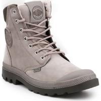 Sko Høje sneakers Palladium Manufacture Pampa Sport Cuff WPS 72992-070-M grey