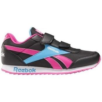 Sko Børn Lave sneakers Reebok Sport Royal CL Jogger Sort, Blå, Pink