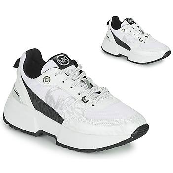 Sko Pige Lave sneakers MICHAEL Michael Kors COSMO SPORT Hvid / Sort