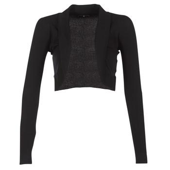 textil Dame Veste / Cardigans Morgan MOLU Sort