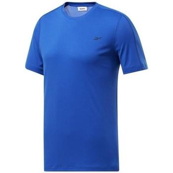 textil Herre T-shirts m. korte ærmer Reebok Sport Wor Comm Tech Tee Blå
