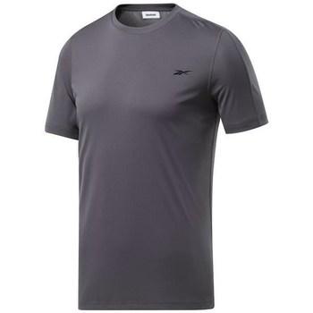 textil Herre T-shirts m. korte ærmer Reebok Sport Wor Comm Tech Tee Grafit