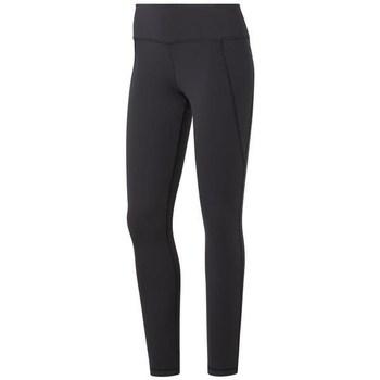 textil Dame Leggings Reebok Sport TS Lux Tight 20 Sort