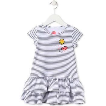 textil Pige Korte kjoler Losan 716 7065AD Blå
