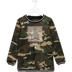 textil Pige Korte kjoler Losan 724 7012AB Grøn