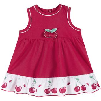 textil Pige Korte kjoler Chicco 09003398000000 Rød