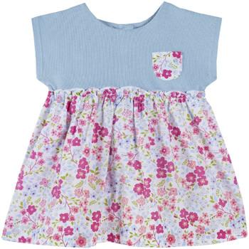 textil Pige Korte kjoler Chicco 09003412000000 Blå