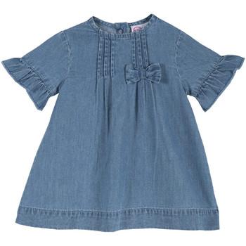 textil Pige Korte kjoler Chicco 09003414000000 Blå