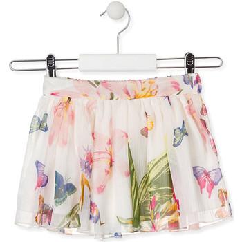 textil Pige Nederdele Losan 016-7781AL hvid
