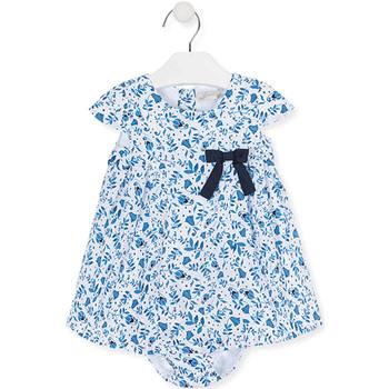 textil Pige Kjoler Losan 018-7794AL Blå
