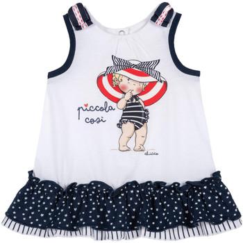 textil Pige Korte kjoler Chicco 09003587000000 hvid