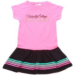 textil Pige Korte kjoler Melby 70A5705 Lyserød