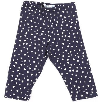 textil Pige Leggings Melby 70F5665 Blå