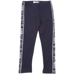 textil Pige Leggings Melby 70F5655 Blå