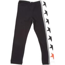 textil Pige Leggings Melby 70F5655 Sort