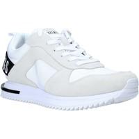 Sko Herre Lave sneakers Bikkembergs B4BKM0028 hvid