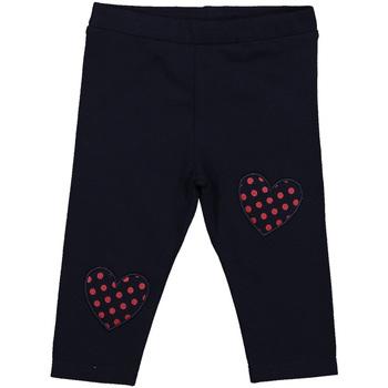 textil Pige Leggings Melby 20F0021 Sort