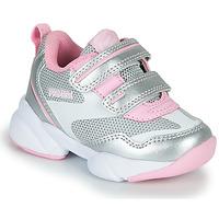 Sko Pige Lave sneakers Primigi SUZZI Sølv / Pink
