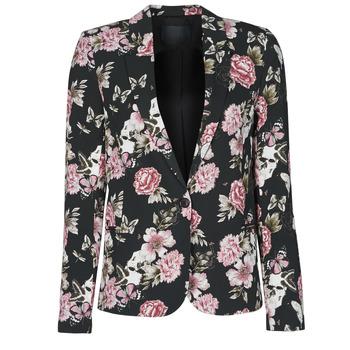 textil Dame Jakker / Blazere Ikks BS40045-02 Sort