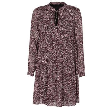 textil Dame Korte kjoler Ikks BS30035-35 Rød