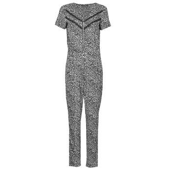 textil Dame Buksedragter / Overalls Ikks BS32005-02 Sort