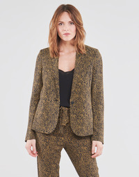 textil Dame Jakker / Blazere Ikks BS40145-75 Brun
