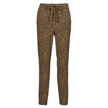 textil Dame Løstsiddende bukser / Haremsbukser Ikks BS22085-75 Brun