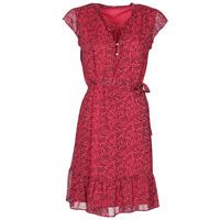 textil Dame Korte kjoler Ikks BS30355-38 Hindbær