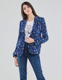 textil Dame Jakker / Blazere Ikks BS40295-49 Marineblå