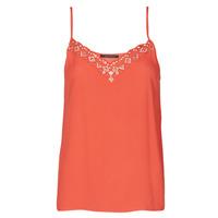 textil Dame Toppe / T-shirts uden ærmer Ikks BS11195-36 Rød